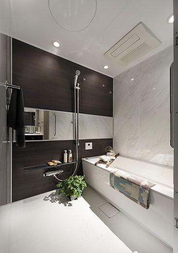 バスルーム マンション 一戸建て 理想の間取り探し 浴室 おしゃれ 浴室 デザイン バスルーム おしゃれ