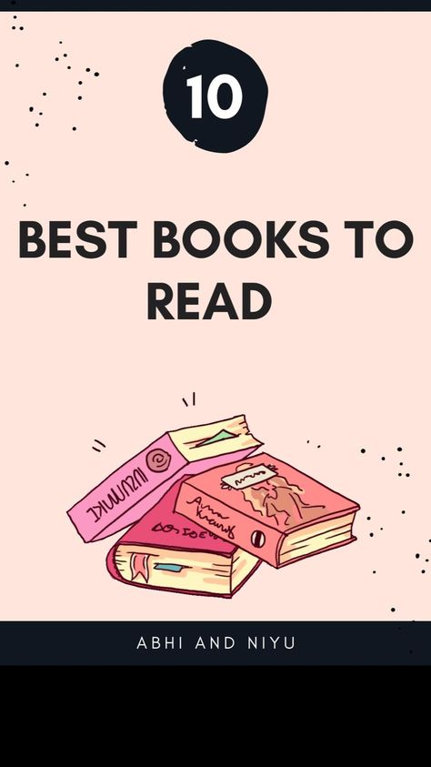 Learning is EARNING! Best Books to Read for everyone!