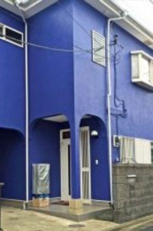 塗り替えたい色が見つかる オシャレな青い外壁の施工事例35選 施工