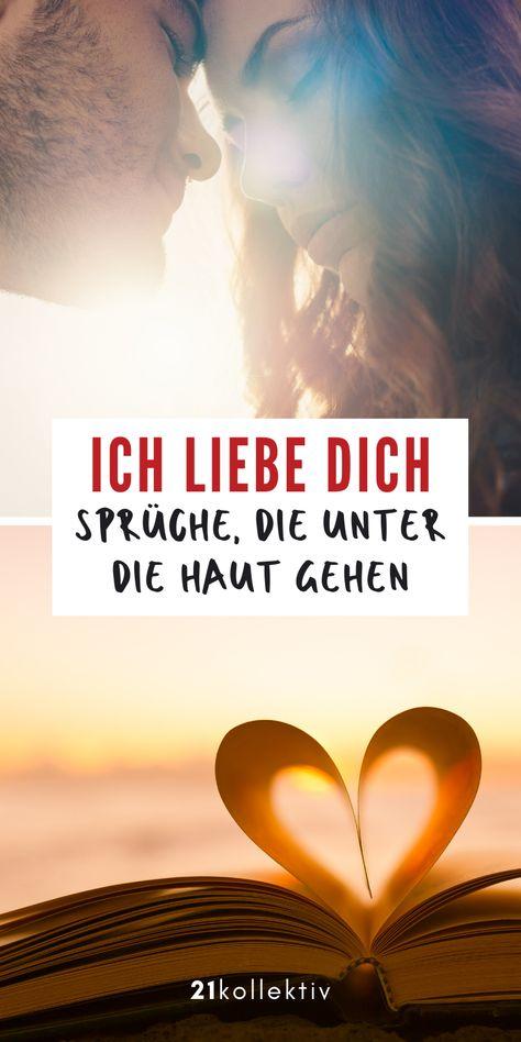 100+ Liebessprüche: Sprüche, die zu Herzen gehen #schonheit-mode