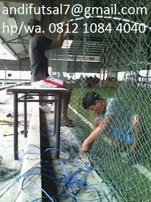 Jual Jaring Futsal Di 2020 Dengan Gambar Rumput Pasir Karpet