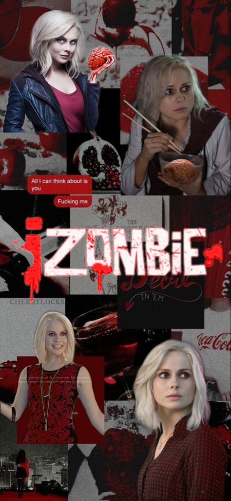 Izombie Liv Moore Asthetic Wallpaper for iPhone XS/Xr