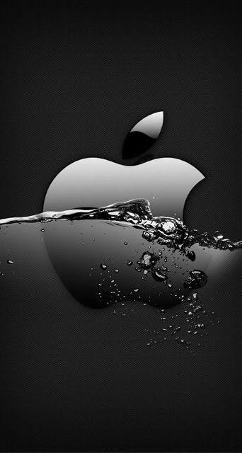 خلفيات ايفون Apple Logo Wallpaper Iphone Black Iphone Logo