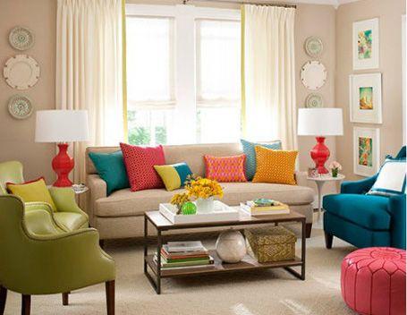 Tetradic colour scheme with neutral base | Colour basics ...