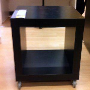 Lack Tavolino Con Rotelle Ikea.Scaffale Expedit Con Rotelle Ikea Scaffali Mobili Ikea