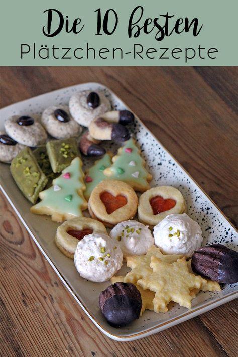 Die 10 besten Plätzchen-Rezepte von Transglobal Pan Party. Vegetarische oder vegane Plätzchen: von Spitzbuben über Bärentatzen bis zu Florentinern!