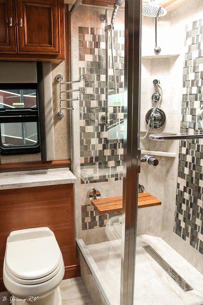 Bathroom Interior Insulation Luxury 2019 Tiffin Motorhomes Bus 40ip Di 2020