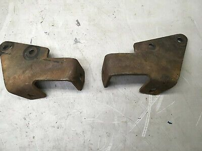 Sponsored Ebay 1977 And Earlier Ford Highboy Front Bumper Brackets In 2020 Bumpers Old Ford Trucks Parts And Accessories