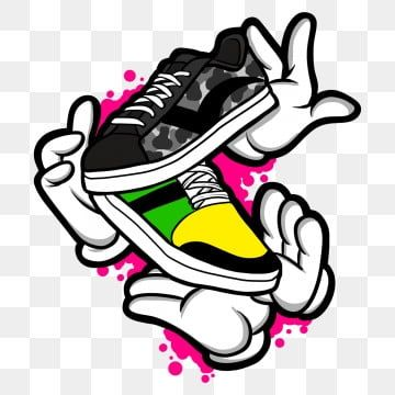 Sneakers Cartoondesign Cartoon Clothigline Png Transparent Clipart Image And Psd File For Free Download Cartoon Clip Art Prints For Sale Clip Art
