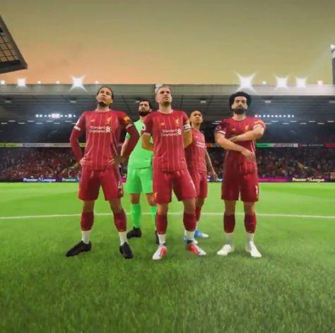 FIFA 20 | Liverpool anuncia parceria exclusiva com EA Sports #FIFA20 #Liverpool