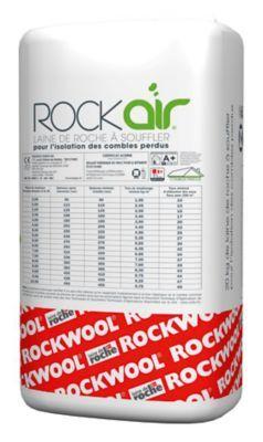 Laine De Roche En Vrac Rockwool Rockair 20kg R 7 M K W Vendu Au Sachet En 2020 Laine De Roche Sachet Et Vrac