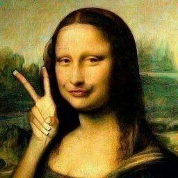 Danielap2xd In 2021 Mona Lisa Mona Lisa Parody Instagram