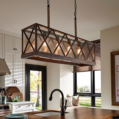 Pin By Pdg Studios On Lighting Home Depot Kitchen Lighting Kitchen Island Lighting Home Depot Overhead Kitchen Lighting