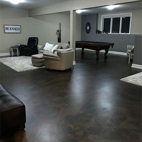 Epoxy Flooring For Residential Property