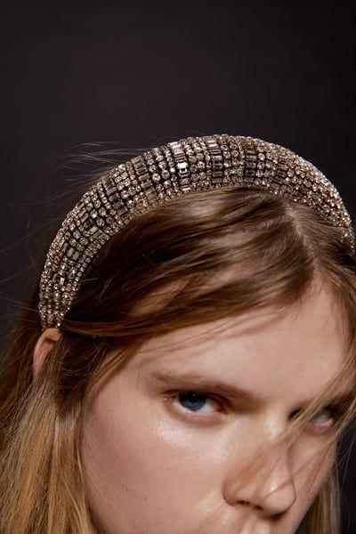 Bejeweled Padded Headband Tiaras De Luxo Tiaras Acessórios