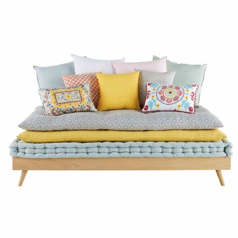 Aqua 1 Seater Day Bed Maisons Du Monde