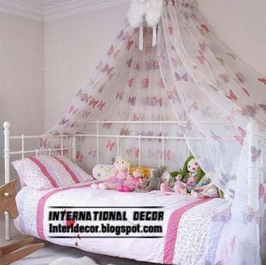 four poster canopy bed for girls, girls canopy beds | Girls ...