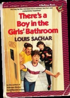 Ebook Pdf Epub Download There S A Boy In The Girls Bathroom By Louis Sachar V 2020 G
