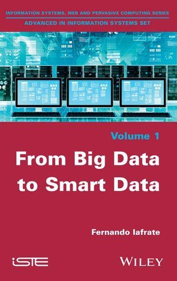 From Big Data To Smart Data Ebook By Fernando Iafrate Rakuten Kobo In 2020 Big Data Data What Is Big Data