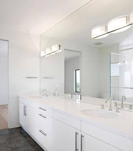 30 Inspirationen Die Grosse Rahmenlose Badezimmer Spiegel Er Studierte In Die Grosse Rahmenlose Badezimmer Badezimmer Design Bad Inspiration Tolle Badezimmer