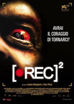 Film Review Rec 2 2009 Com Imagens Cartazes De Cinema