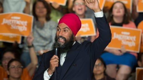 Ndp Leader Jagmeet Singh Announces Candidacy In Burnaby South B C Canada National Parks Leader Singh