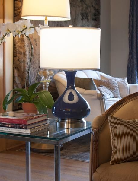 Bartlett Lapis Nickel Cordless Lamp   Made In The USA   Cordless Lamps And  Products