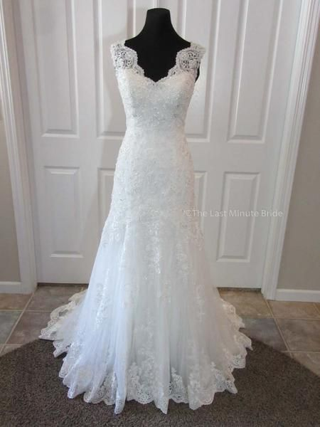 Stella York 6525 Wedding Dress Styles Chart Stella York Wedding Dress Size 12 Wedding Dress