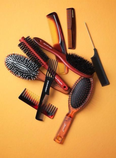 10pcs Set Professional Hair Brush Comb Salon Barber Anti Static Hair Combs Hairbrush Hairdressing Combs Hair Care Styling Tools Tout2suite Brandwijk Leuke Achtergronden Foto S