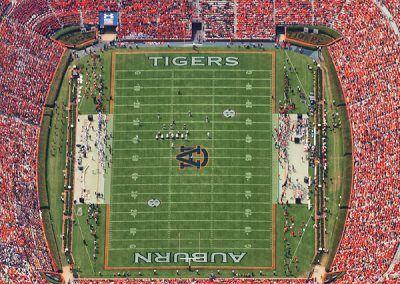 Jordan Hare Stadium Auburn Tigers Stadium Journey Auburn