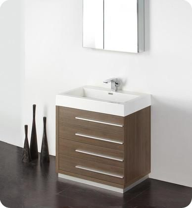 Fresca Fvn8030go 1 199 00 Contemporary Bathroom Designs Single