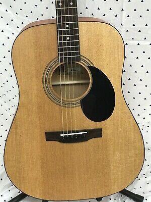 Jasmine S35 Dreadnought Acoustic Guitar Natural New Guitar Acoustic Guitar Acoustic