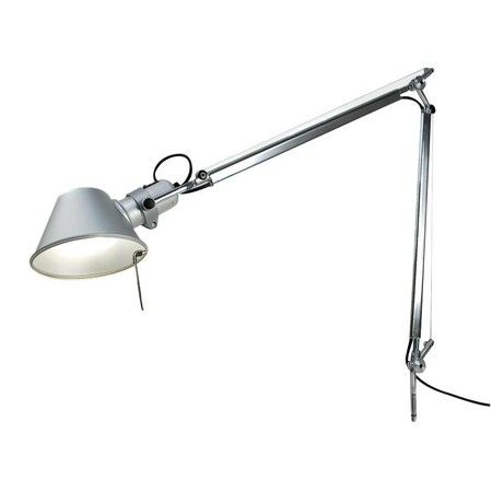 Artemide Tolomeo Body Mini Table Lamps Black Floor Lamp Height Adjustable Lamp