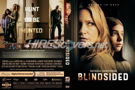 DVD Cover Custom DVD covers BluRay label movie art - DVD CUSTOM Covers - B / Blindsided (2021)