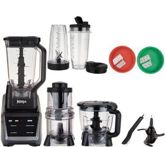 Ninja 1200 Watt Intelli-Sense Kitchen System with Auto ...