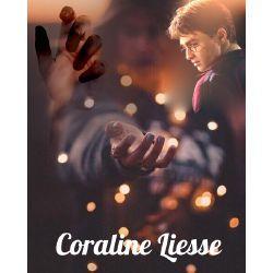 Coraline Liesse Harry Potter Love Story Harry Potter Stories Harry Potter Love Harry Potter Cosplay