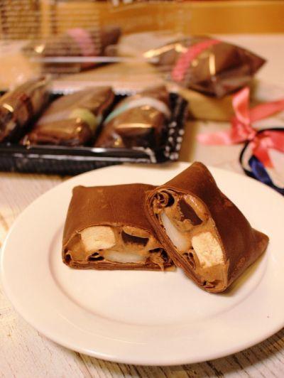 チョコ 材料 生