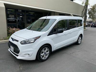 Ebay Advertisement 2015 Ford Transit Connect Passenger Xlt Van 4d