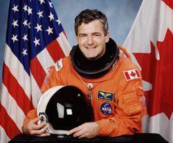 Marc Garneau -- 1st Canadian in space