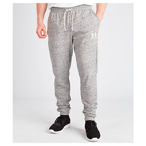 Hombre Under Armour Sportstyle Terry Pantalones