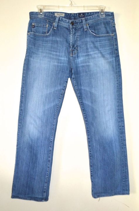 AG Adriano Goldschmied The Protege Straight Leg Men's Jeans