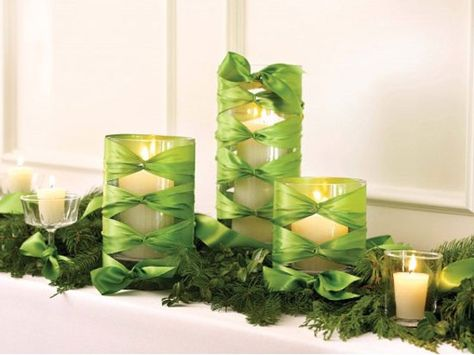 60+ Ideas for Winter Decoration with Candles   Designer Mag