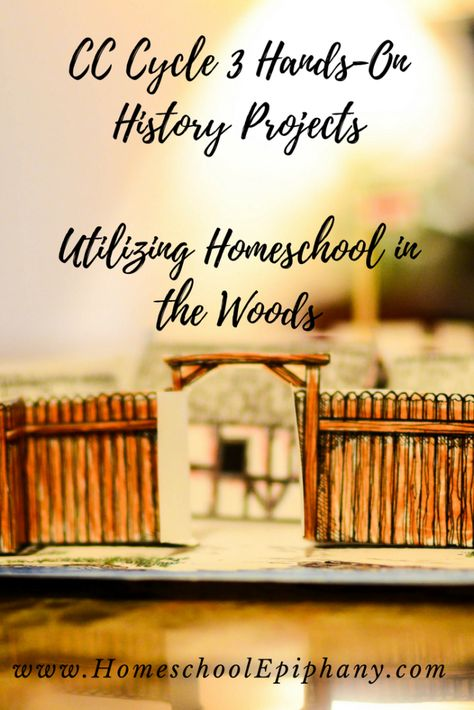 CC Cycle 3 Hands-On History Projects utilizing Homeschool in the Woods Social Studies Notebook, Teaching Social Studies, Help Teaching, Classical Education, History Education, Teaching History, Cc Cycle 3, American History Lessons, Homeschool High School