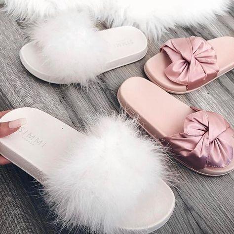 0bbcd542e199 Slide with SIMMI ❤ Shoes  Nori   Tiana Shop  simmi.com  SIMMIGIRL ...