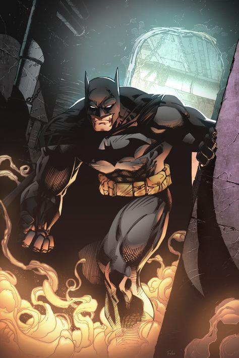 Batman Hush - Issue 1 - Page 6, Bruno Furlani