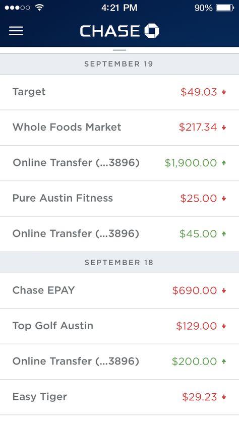 Die besten 25+ Chase bank app Ideen auf Pinterest Chase bank - wakefern portal
