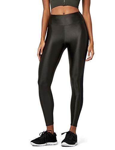 Marke AURIQUE Damen Yoga-Leggings mit Farbverlauf