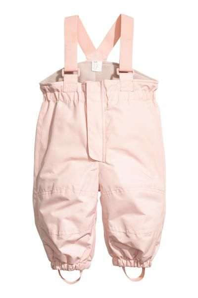 732227d84775 Outdoor trousers with braces