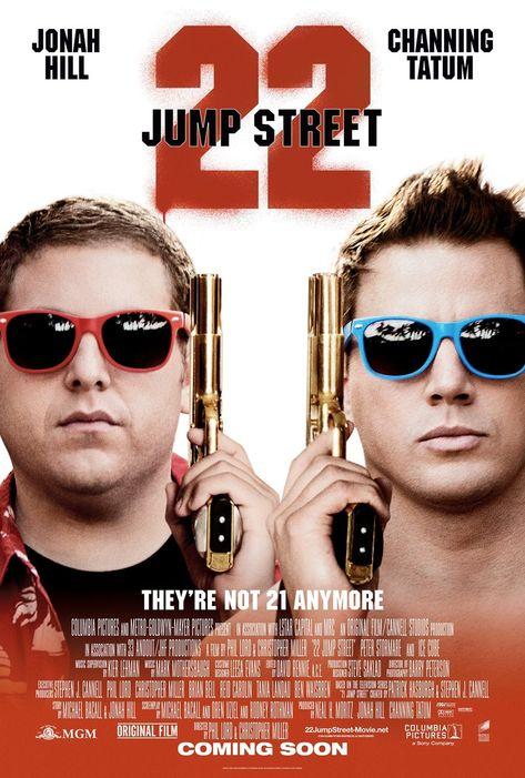 21 Jump Street Movie Poster 24x36 2012 Channing Tatum