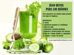 Image Result For Jugos Detox Limpiar El Higado Y Los Rinones Jugos Saludables Jugos Para Desintoxicar Jugos Para Los Riñones